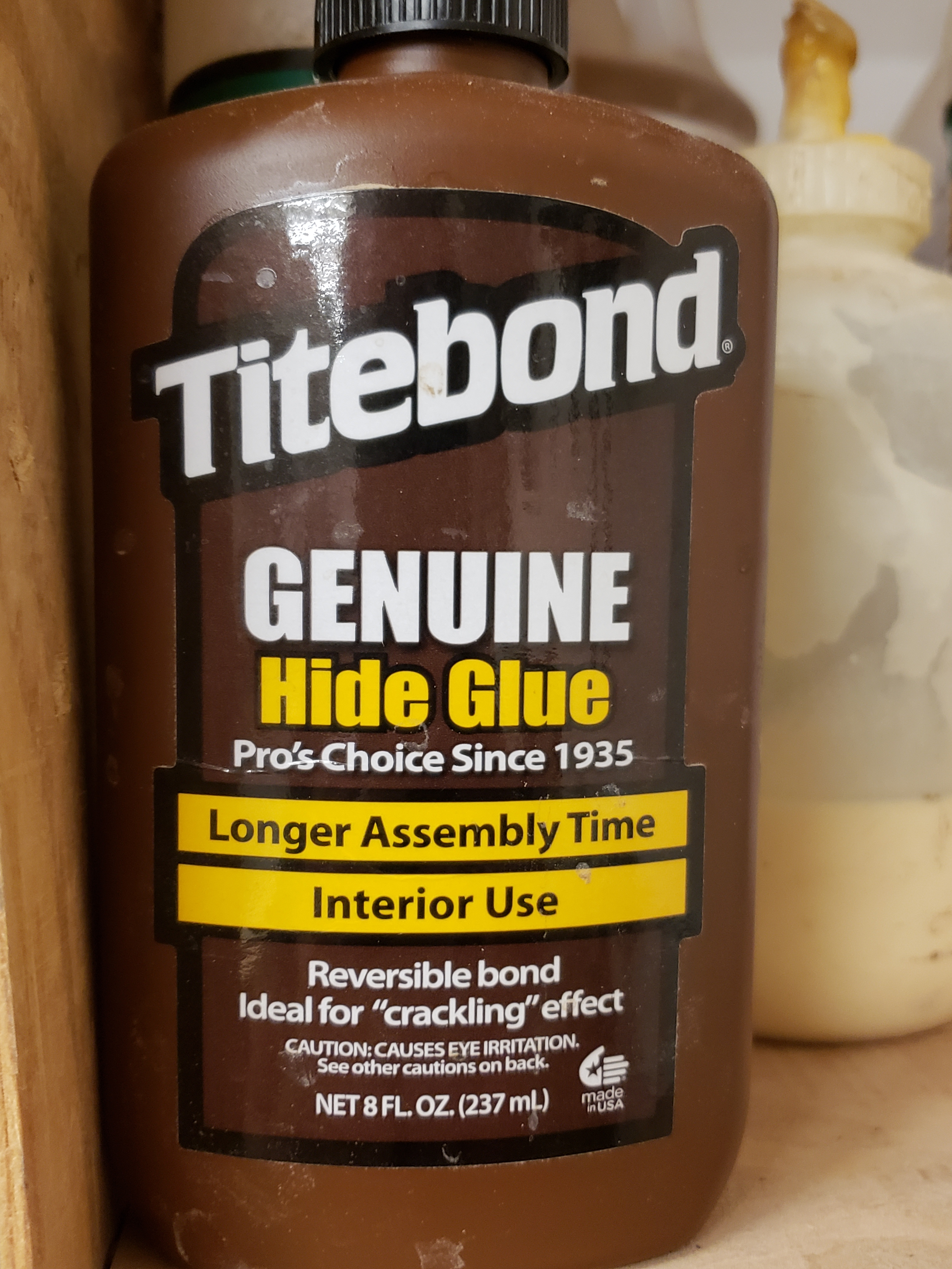 Non Toxic Water Based Wood Glues Are Indeed Toxic Off Gassing